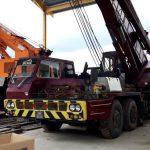 Ayer Tawar Crane 45 Ton