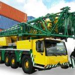 Perak All Terrain Crane