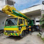 Perak Skylift 26 Meter