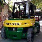 Perak Forklift 7 Ton