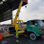 Kg Acheh-Crane 7 Ton