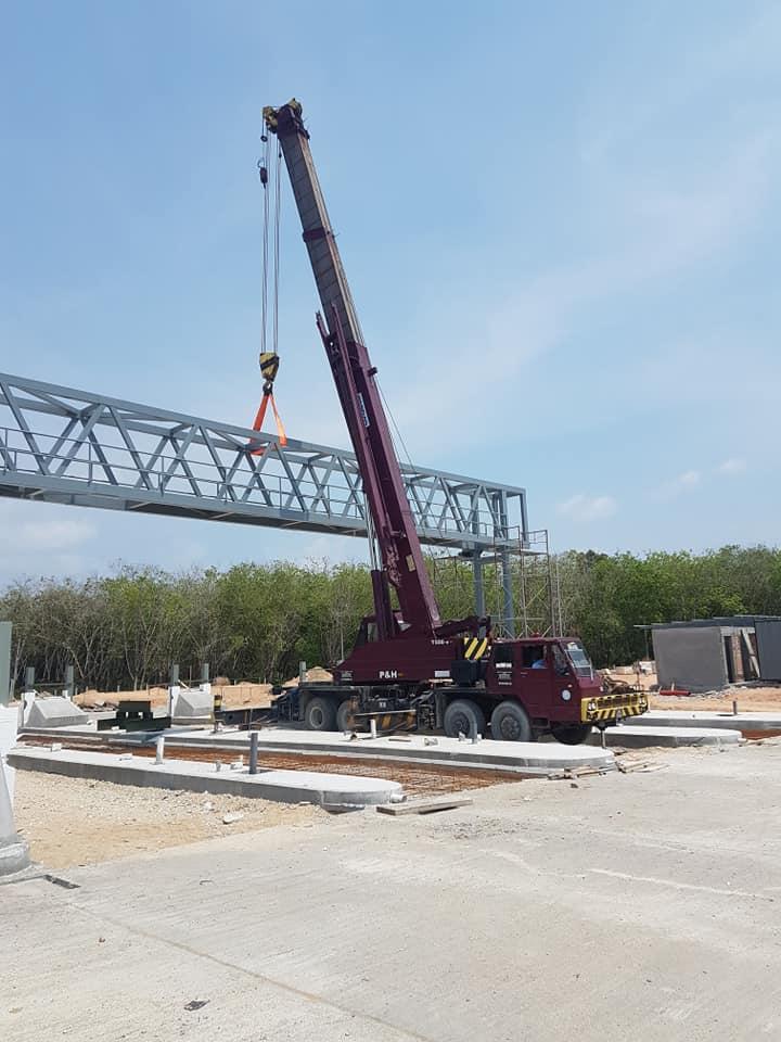 Perak-Crane 50 Ton