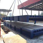Kg Acheh-Install Weighbridge