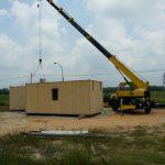 Manjung Power Plant-Crane