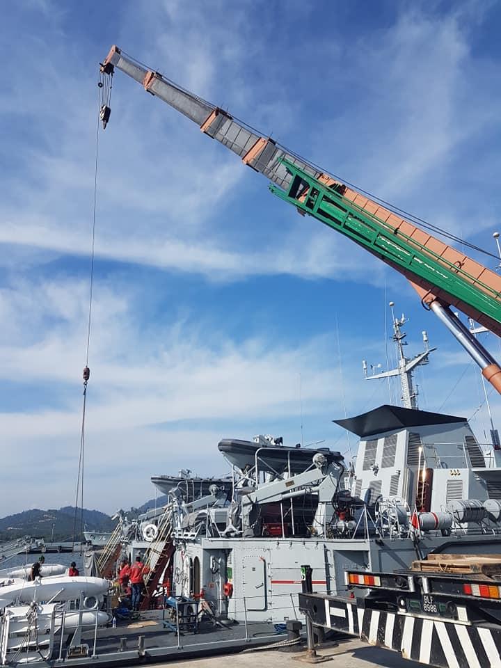 TLDM-Crane 50 Ton