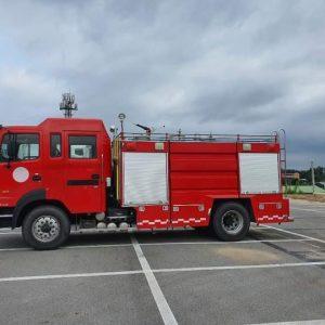 Fire Truck (Lori Bomba)