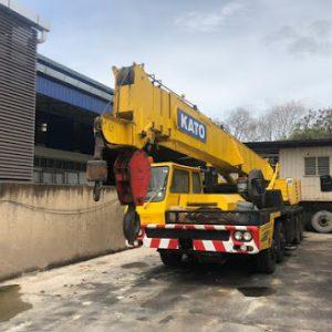 Kato 35 ton Malaysia