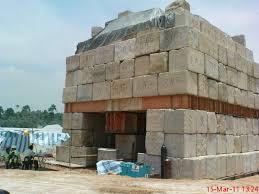 Concrete Block Load Test