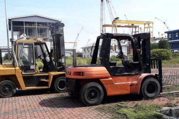 Kg Acheh-Forklift