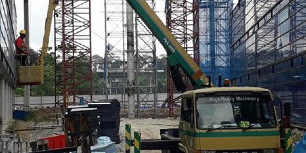 Sri Iskandar-Skylift 26 Meter