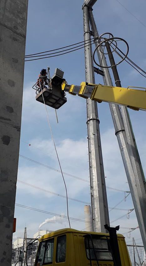Manjung-Skylift 30 Meter